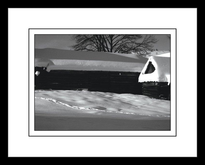 60 - Podhorská zima III