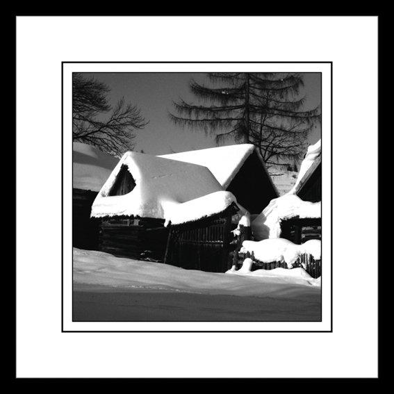 86 - Zimná idylka