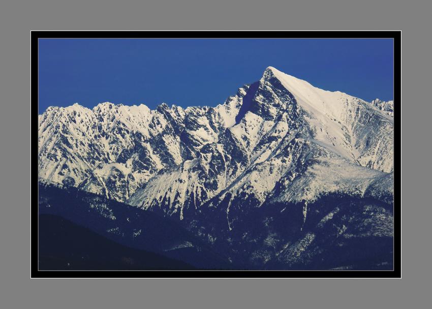 230 - Kriváň - národný vrch Slovákov